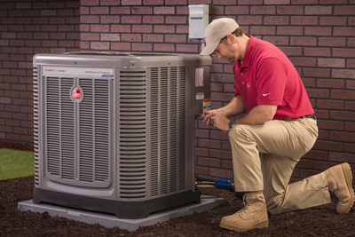 Rheem Air Conditioners 1