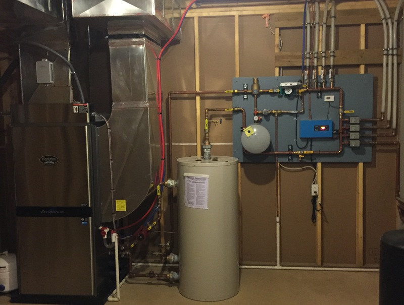 Forced Air With Radiant Heating 1