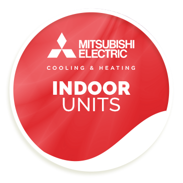 Mitsubishi Indoor Units
